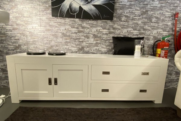 Wit tv-dressoir Holland